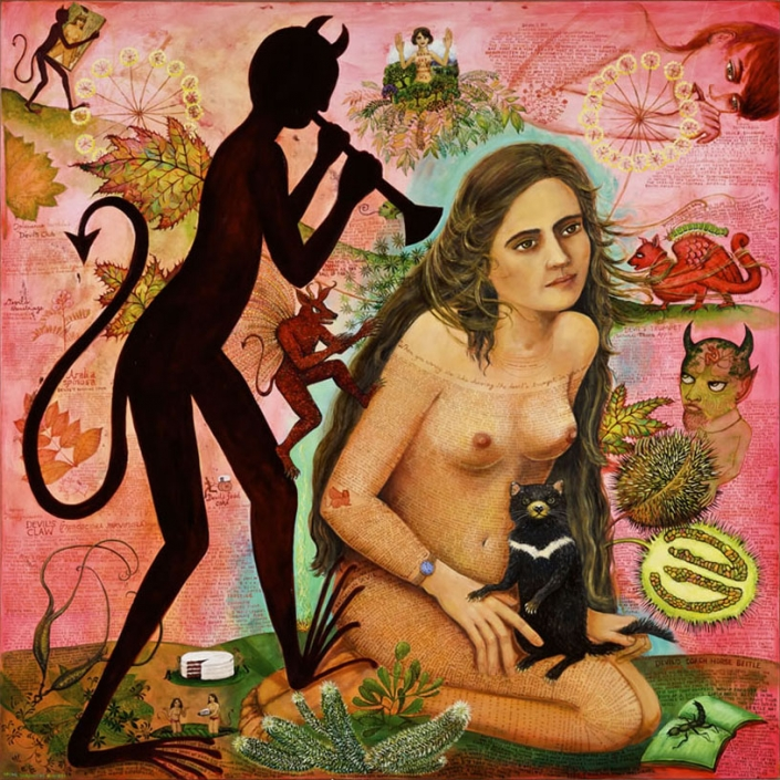 magical realism narrative art irene olivieri