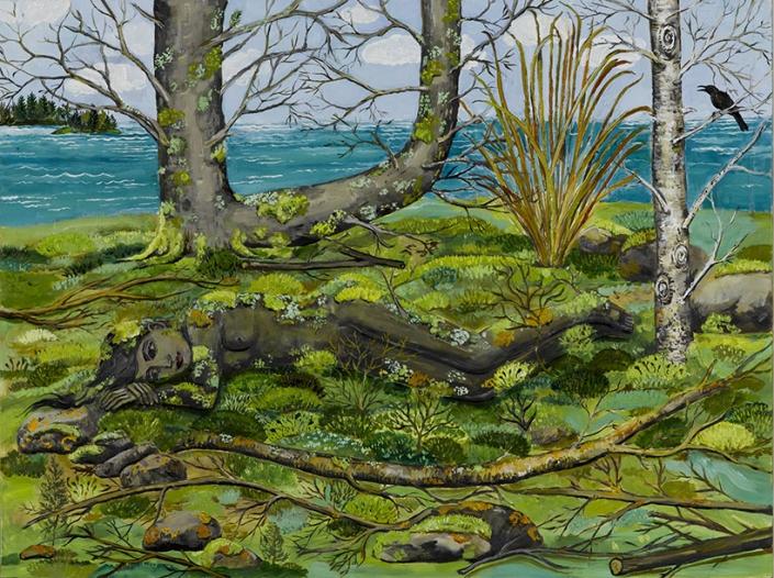 ecological art artist irene hardwicke olivieri