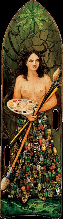 magical realism painting irene olivieri