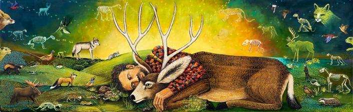 irene hardwicke olivieri animal rights art